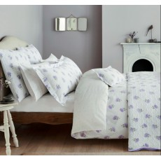 Georgie Bedding Lavender