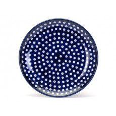 Arty Farty Plate 25cm Blue Eyes