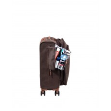 Jump Expandable Carry On Case 22""
