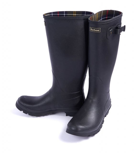 Barbour Mens Bede Wellies