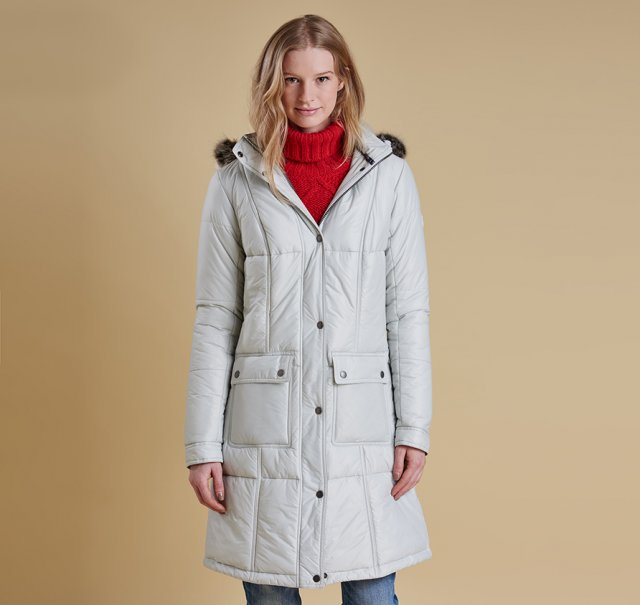 Barbour Ice Field Quilt Jacket