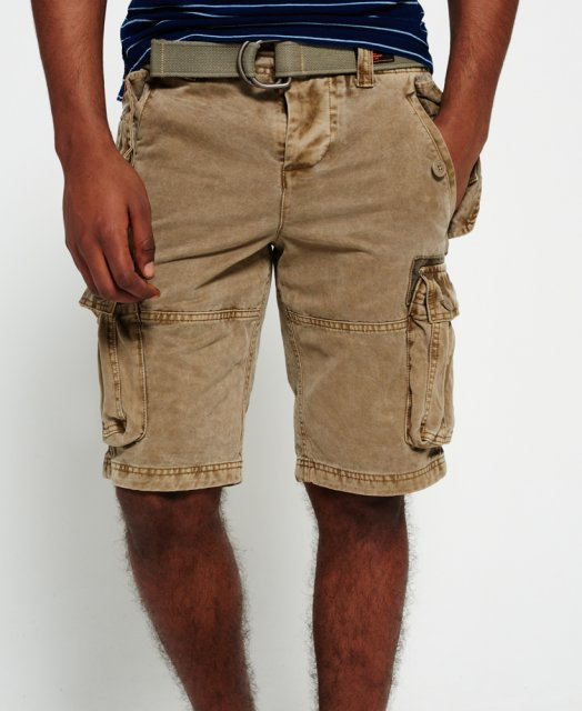 Core Heavy Field Cargo Short Pumice Stone