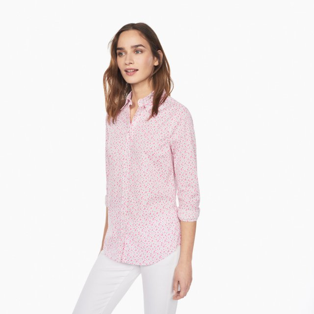 Gant Broadcloth Stretch Mini Meadow Flow Lipstick Pink