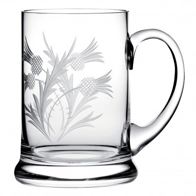 Flower of Scotland Tankard