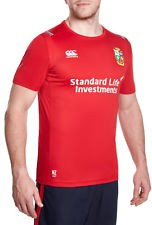 British & Irish Lions  Vapodri  Superlight Logo Tee