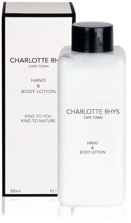 Charlotte Rhys Hand & Body Lotion WHT Under The Leaves 300ml