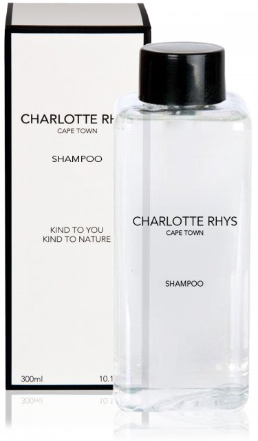 Charlotte Rhys Shampoo WHT Under The Leaves 300ml