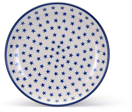 Arty Farty Plate 25cm Morning Star