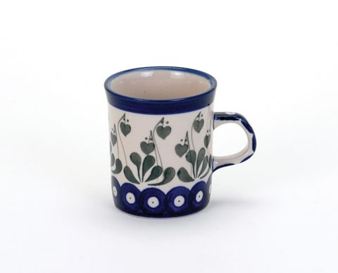 Arty Farty Mini Mug Love Leaf