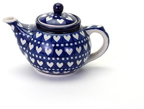 Arty Farty Small Teapot Heart to Heart