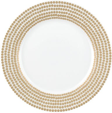 Catherine Lansfield Side Plate Sequin Gold