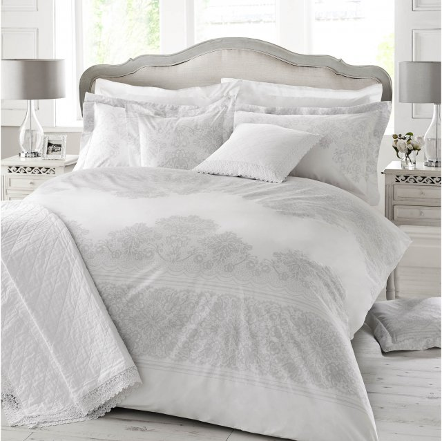 Ashley Wilde Iva Bedlinen Grey