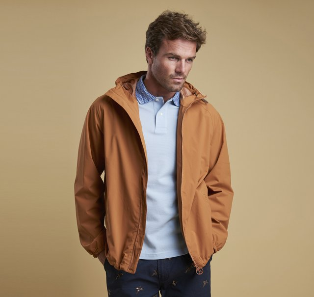 Barbour Irvine Jacket  Cinder