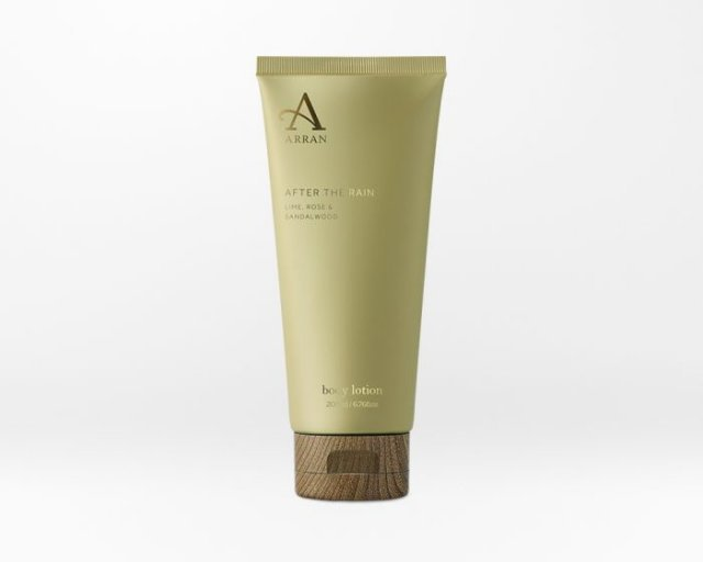 Arran After The Rain Body Lotion Lime,Rose & Sandalwood 200ml