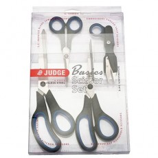 Judge Essential 4 Piece Scissor Set