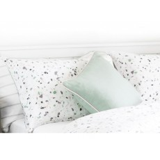 Cotton Anthology Ezra Bedding Grey