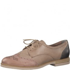 Tamaris Brown Brogues
