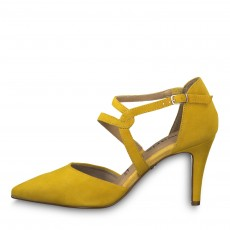 Tamaris Yellow High Heel
