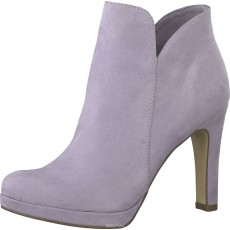 Tamaris Purple High Heel Boots
