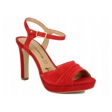 Tamaris Red High Heels