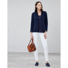 Joules Mollie Jersey Blazer French Navy