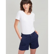 Joules Cruise Mid Thigh Length Chino Shorts French Navy