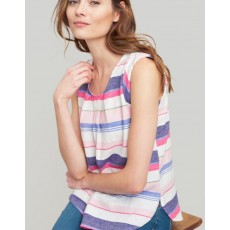 Joules Alyse Sleeveless Woven Top