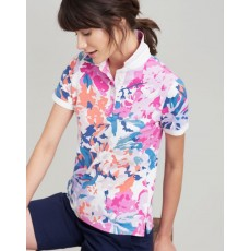 Joules Pippa Printed Polo Shirt
