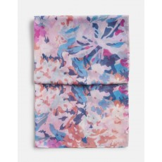 Joules Wensley Scarf Pink Floral