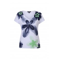 Marble Floral T-Shirt