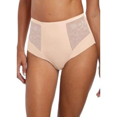 Fantasie Illusion High Waist Brief Rose