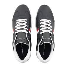 Tommy Hilfiger Essential Corporate Cupsole Trainer Midnight