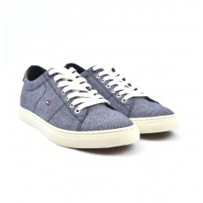 Tommy Hilfiger Seasonal Textile Midnight Sneaker