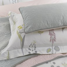 Sanderson Home Floral Bazaar Bedding Fig