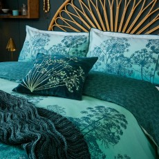 Bedeck Clarissa Hulse Dill Knitted Throw 130 x 170cm Aqua