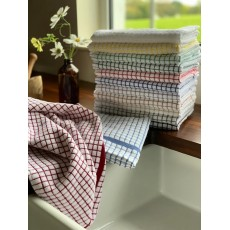 Poli-Dry Tea Towel Burgundy