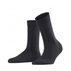 Falke Cotton Touch Dark Navy Socks