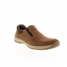 Rieker Salamanca Louisianan Brown Shoes