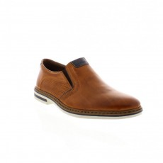 Rieker Ramon Louisianan Brown/Navy Brogues