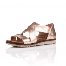 Remonte Cambridge Rose Gold Sandals