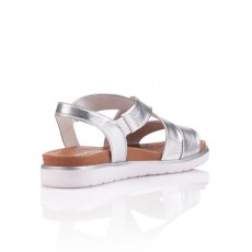 Remonte Cambridge Silver Sandals
