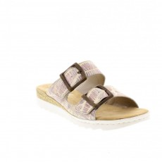 Rieker Illinois Multi Colour Buckle Sandal