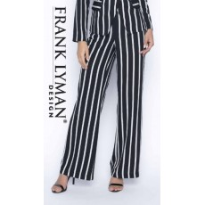 Frank Lyman Trousers Black/Grey