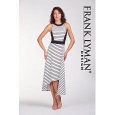 Frank Lyman Stripe Dress