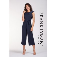 Frank Lyman Jumpsuit Midnight