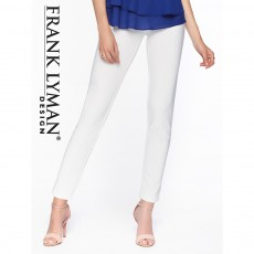 Frank Lyman Trousers Off White
