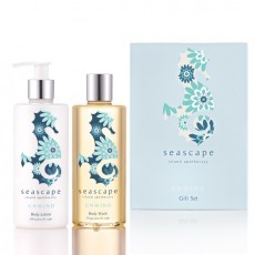 Seascape Island Apothecary Unwind Duo Gift Set