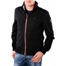 Tommy Jeans Essential Casual Bomber Tommy Black
