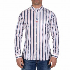 Tommy Jeans Classics Stripe Shirt Limoges/Multi