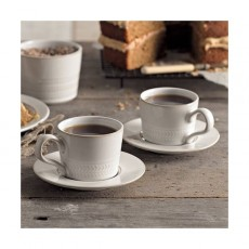 Denby Natural Canvas Espresso Set 4Pc